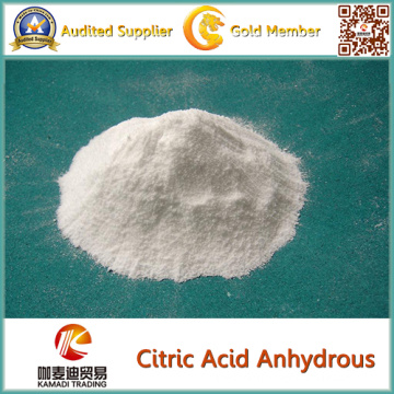 Food Grade Citric Acid Anhydrous
