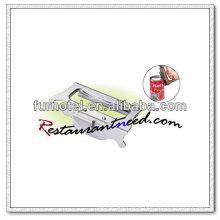 U080 304 Stainless Steel Electroplate Handheld Can Opener