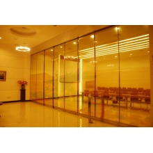 Telescopic Automatic Doors for Spacious Main Entrances