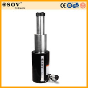 China Split Type Telescopic Multistage Long Stroke Hydraulic Jack (SV21Y)