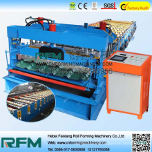 FX 910 glazed tile roll forming machine