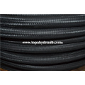2 inch rubber flexible metal industrial hose storage