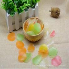 deliciosas galletas de gambas / galletas de gambas secas / galletas de gambas de colores para exportar a Europ