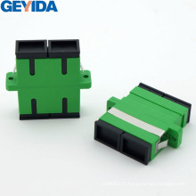 Adaptateur Fibre Optique Duplex Sc / APC Sm