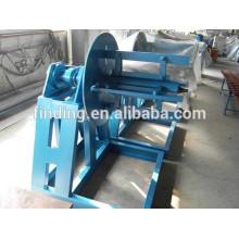 2015 inox bobine machine dérouleurs/acier