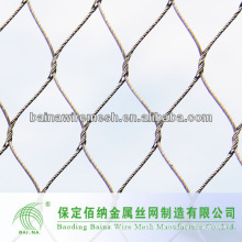 Advanced Technology Hand Woven Cable Mesh