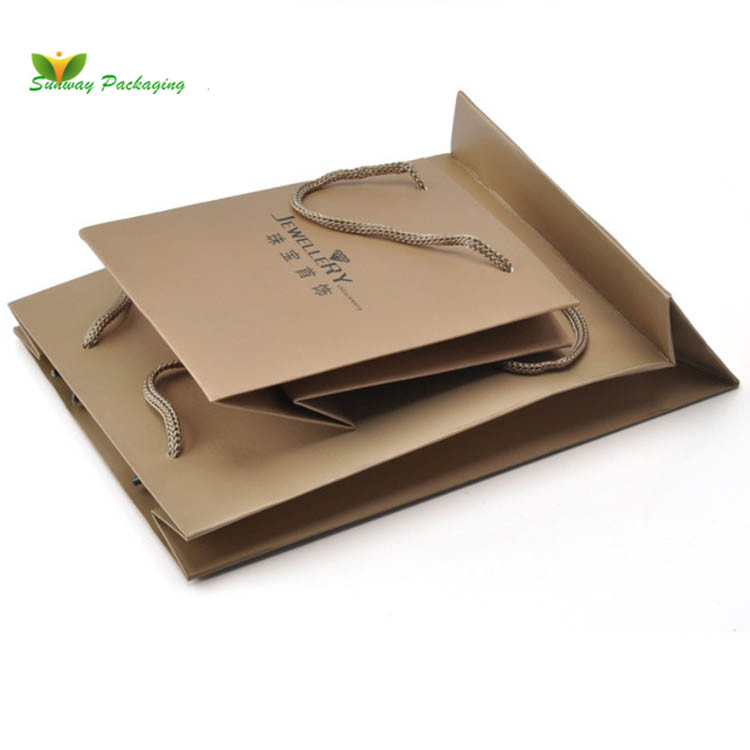 Glossy Paper Gift Bags