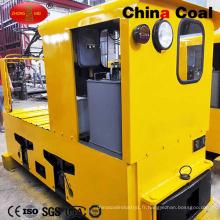 Locomotive diesel de mine alimentée par pile à combustible Ex-Proof 2.5ty de Cty2.5 / 6g 2.5t