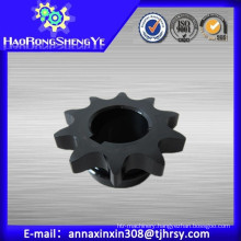 High precision steel roller chain sprocket