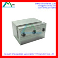 Extruded aluminum machining part
