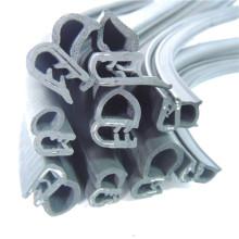 Gummi-Pinchweld-Türverkleidungsdichtung mit Stahleinsatz für Automotive