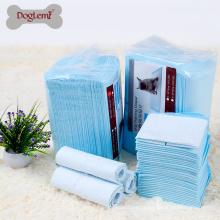 Almofadas de treinamento super absorvente do cão Almofada de xixi rápida seca do cão do animal de estimação da prova do escape