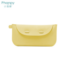 Детская силиконовая многоразовая сумка для хранения