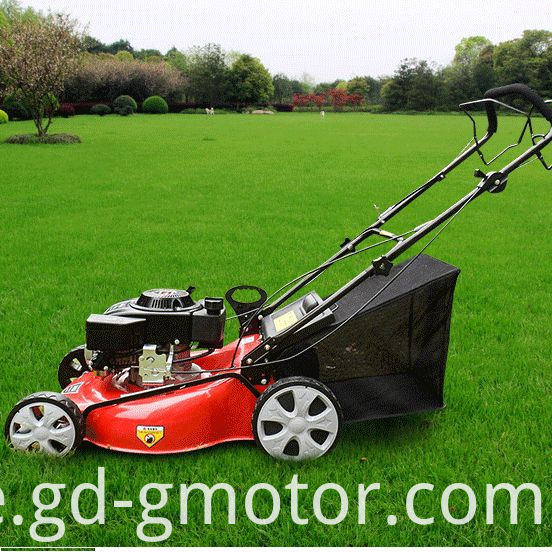 lawn mower machine