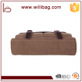 China Factory Canvas Messenger Bags Big Size Shoulder Bags For Man