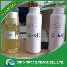 Excelente aceite de silicona Hydrophily Textile Softener