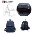 HEC China Atacado Soft Material Kids School Backpack