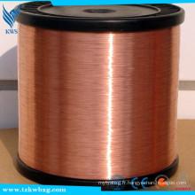 304 6mm Classe F nylon / polyester modifié polyester émaillé