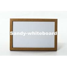 Schreib-Magnet-Board MDF-Rahmen