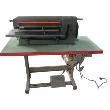 Desk Type Foot Operation Foam Sheet Slitting Machine