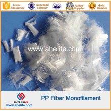 Engineering Concrete Reinforcement PP Polypropylene Fiber