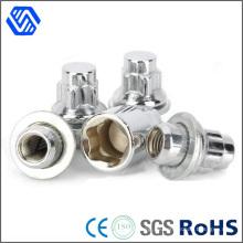Hersteller-China-Autoteile polierten Edelstahl-Kupplungsmutter