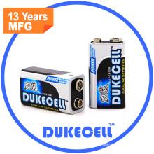 Melhor Preço Da China Fornecedores de 6lr61 Dry Battery