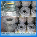 Low Price Electro Galvanized Barbed Iron Wire