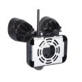 best WIFI cctv pir Alarm hidden video Cam led lights surveillance cameras
