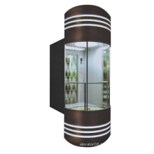 Energy-Saving 1m/S, 1.75m/S Speed Panoramic Elevator