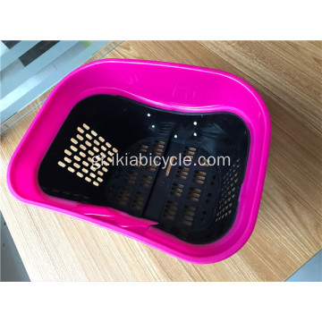 Plastic Kids Bicycle Basket Bike Part