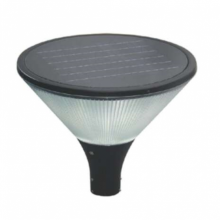 12W Solar Garden Energy Saving Lamp Head