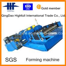 Alta calidad con el rollo de acero vendedor caliente del perfil de la bandeja del cable que forma la máquina