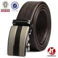 Men's automatic buckle leather belt/designer belts for cheap