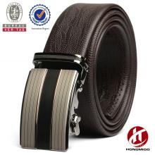 Ceinture en cuir / ceinture de ceinture automatique pour hommes à bas prix