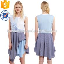 Коди полоску клеш платье Производство Оптовая продажа женской одежды (TA4082D)