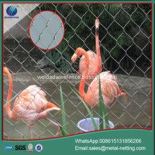 SUS304 rope net bird house rope netting
