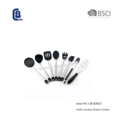 8PCS Silikon Utensilien Set