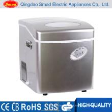 China fabricante de gelo portátil casa eficiente de energia com ETL / GS