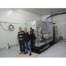 Gemüseverarbeitung Maschine Vakuum Einfrieren