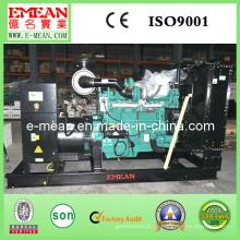 Gerador diesel elétrico refrigerado a ar do poder 500kVA CUMMINS