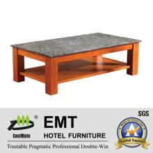 2016 Mesa de centro de madera maciza (# 6912 mesa de centro)