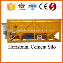 Best Selling Mobile Cement Silo Horizontal Cement Silo Concrete Cement Silo 2016 new design