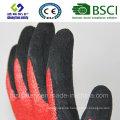 Cut-Schutzhandschuh mit Schaumstoff-Latex-beschichteten Sicherheitshandschuhen