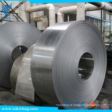 Bobina Tipo China fornecedor de alta qualidade NO.1 acabamento 304 bobinas de aço inoxidável