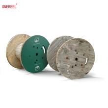 Tambor de cable de madera de alta calidad