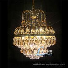Venta caliente lámpara cristalina lámpara decorativa pequeña luz de cristal LT-72075