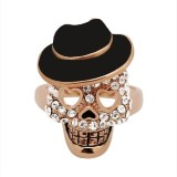 Magical and Charm Hat Copper Rings (FQ-9020)
