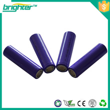 3.7v lithium batteries 18650 li-ion battery from china