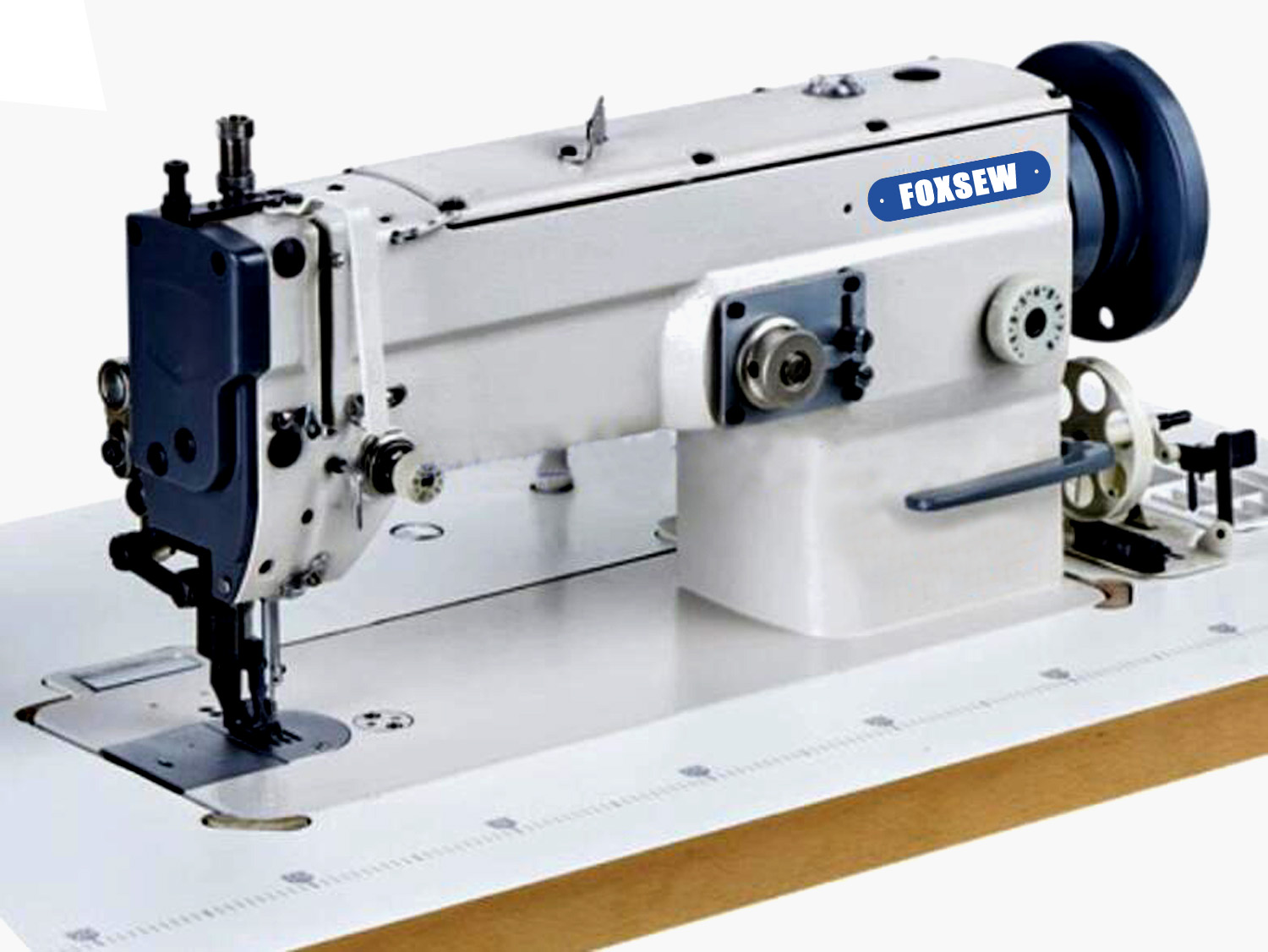 Top and Bottom Feed Zigzag Sewing Machine FX-2530